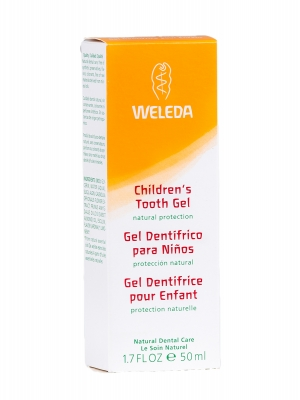 Weleda gel dentifrico para niños 50 ml