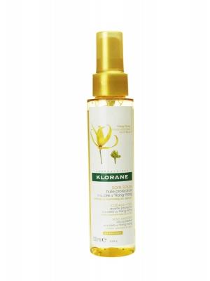 Klorane aceite protector a la cera de ylang ylang de 100ml