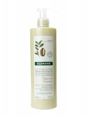 Klorane crema de ducha flor de capuazu 400ml