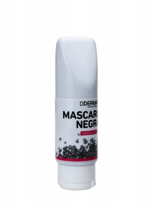 Dderma mascarilla negra de carbón activo 75 ml