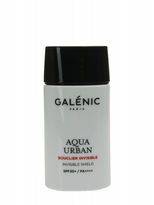 Galenic aqua urban escudo invisible spf 50+ de 40 ml