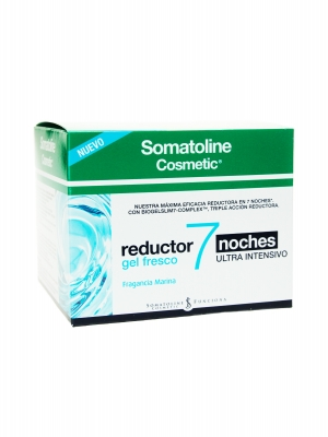 Somatoline anticelulítico reductor 7 noches ultra intensivo 400ml