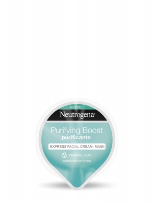 Neutrogena express facial clay-mask 10ml