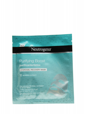 Neutrogena hydro boost purificante detox 30ml 1 mascarilla
