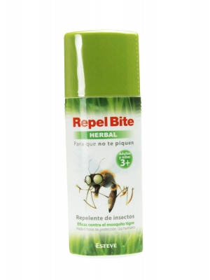 Repel bite herbal en spray 100ml