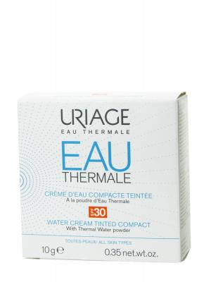Uriage crema de agua compacta con color spf 30 10 gr