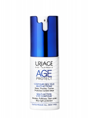 Uriage age protect contorno de ojos multi-acción 15 ml