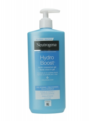 Neutrogena hydro boost gel cream 400ml