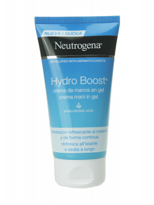 Neutrogena hydro boost crema de manos 75 ml