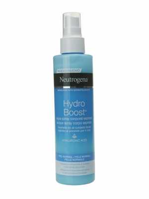 Neutrogena hydro boost aqua spray corporal express 200 ml