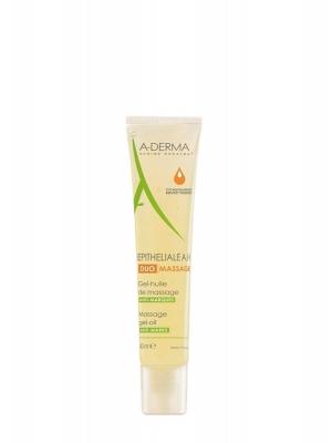 A-derma epitheliale ah duo massage gel-aceite 40ml
