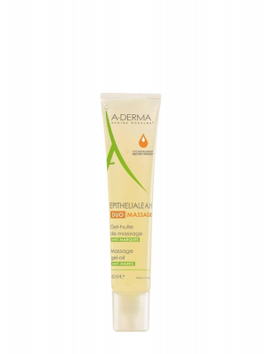A-derma epitheliale ah duo massage gel-aceite 40ml