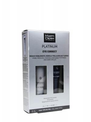Martiderm eye correct platinum 2x10 ml