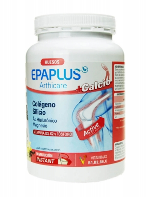 Epaplus arthicare +calcio + silicio sabor vainilla 383g