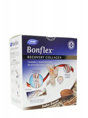Bonflex recovery cacao 30 sticks