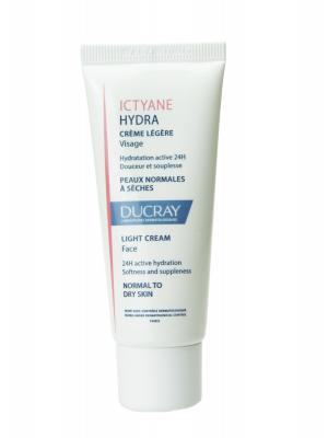Ducray ictyane hydra crema ligera 40ml