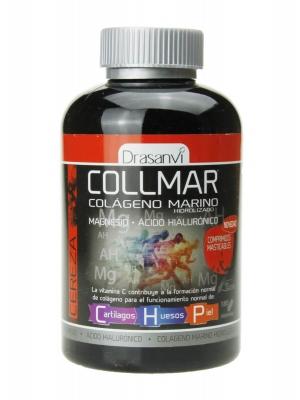 Collmar colágeno marino sabor cereza  180 comprimidos masticables