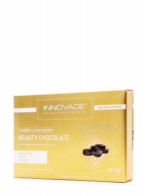 Innovage beauty chocolate 120 comprimidos