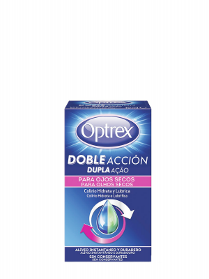 Optrex doble accion ojos secos 10 ml