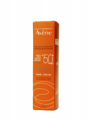Avene cleanance protector solar facial con color spf 50+ 50ml