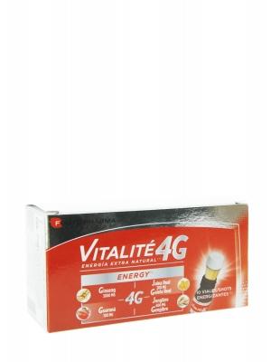 Forte pharma vitalité 4g energy 10 viales