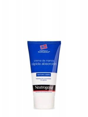 Neutrogena crema de manos rápida absorción 75 ml