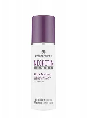 Neoretin discrom control ultra emulsión despigmentante 30 ml