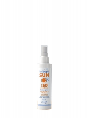 Pediatopic sun locion spray spf 50 200 ml