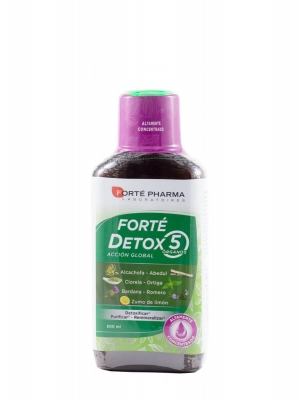 Forte pharma forté detox 5 órganos 500 ml