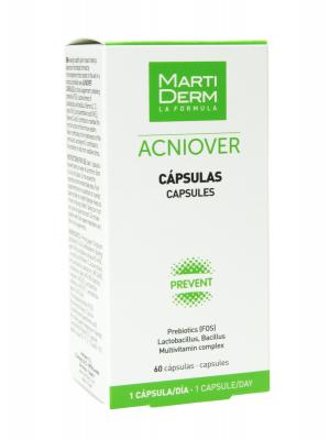 Martiderm acniover 60 capsulas