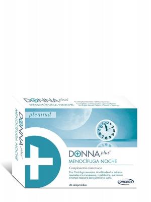 Donna plus menocifuga noche 30 comprimidos