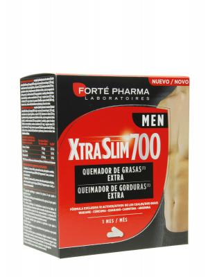 Forte pharma xtraslim men 120 cápsulas