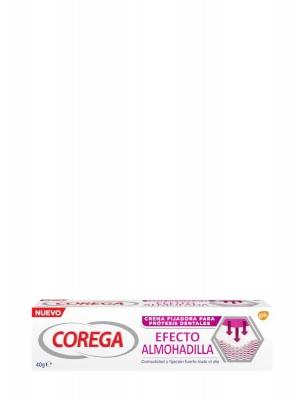 Corega crema fijadora efecto almohadilla 40 gr