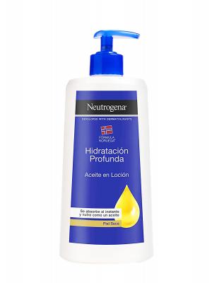 Neutrogena hidratación profunda aceite loción 400 ml