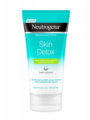 Neutrogena skin detox mascarilla de arcilla 150ml