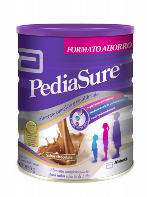 Pediasure polvo sabor chocolate 850 gr