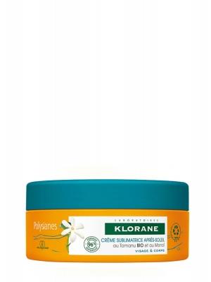 Klorane crema sublimadora aftersun 200ml