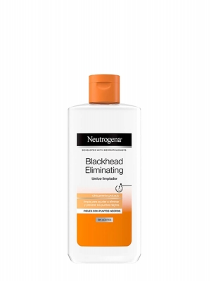 Neutrogena blackhead eliminating tónico limpiador 200ml