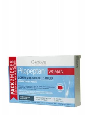 Pilopeptan woman 60 comprimidos