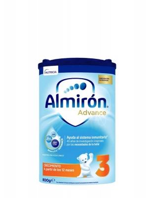 Almirón advance 3 leche de crecimiento 800 gr