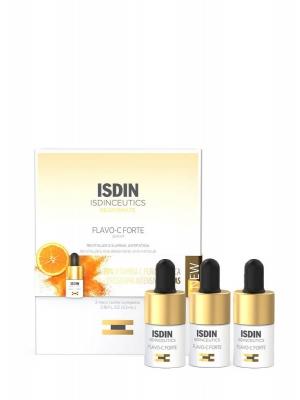 Isdin isdinceutics flavo-c forte serum 3x5.3ml