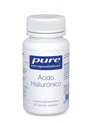 Pure encapsulations ácido hialurónico 30 cápsulas
