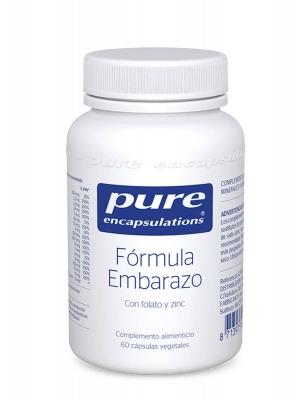 Pure encapsulations fórmula embarazo 60 cápsulas