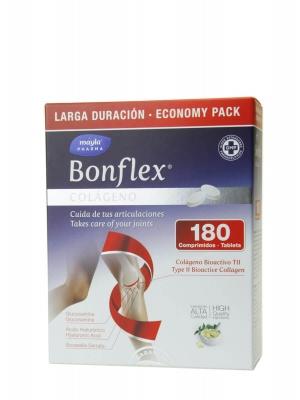Bonflex colágeno 180 comprimidos