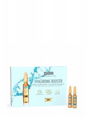 Isdin isdinceutics hyaluronic booster 30 ampollas
