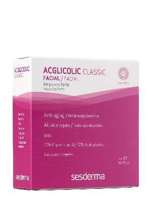 Sesderma acglicolic classic 5 ampollas
