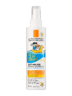 La roche posay anthelios dermo-pediatrics spray spf 50 200 ml