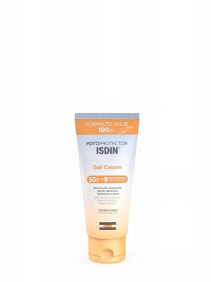 Isdin fotoprotector gel crema spf 50+ 100ml