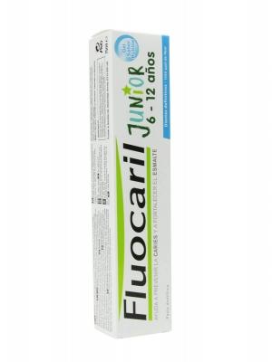 Fluocaril junior 6-12 años gel sabor bubble 50 ml