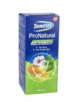 Termatuss pronatural  jarabe para la tos 128 gr